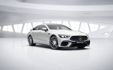 Mercedes-AMG GT 43 4MATIC+ Особая Серия