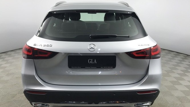 GLA 250 4MATIC Progressive