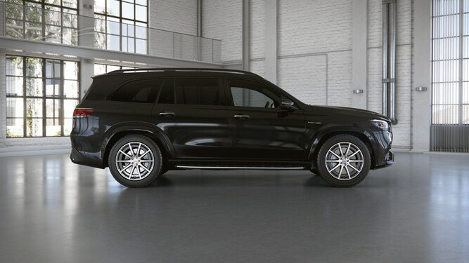 Mercedes-AMG GLS 63 4MATIC +