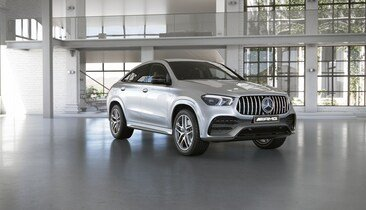 Mercedes-AMG GLE 53 4MATIC + купе