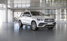 GLE 400 d 4MATIC Black Line